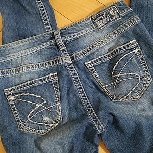 Silver Jeans Kellii Relaxed Skinny 29×30 ♡